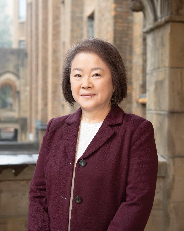 Director Keiko Hongo