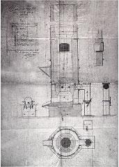 3トン溶解炉(ルボン家関係資料のうち)